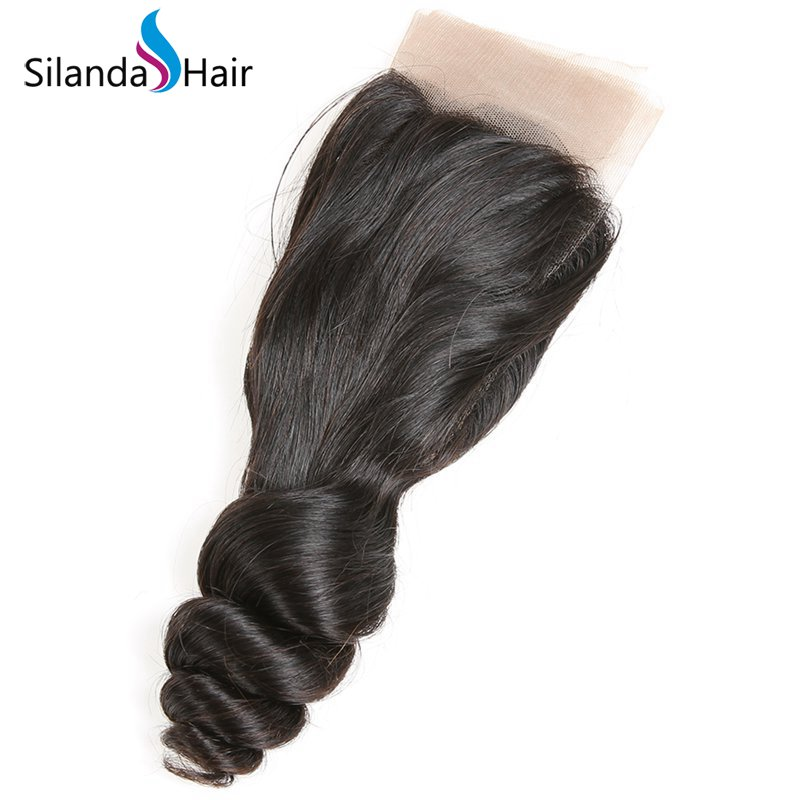 Loose Wave Brazilian Remy Human Hair Natural Color