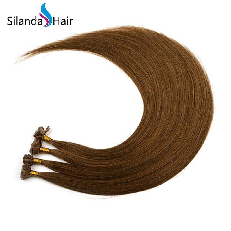 Silanda #18 Pre Bonded Hair Extensions