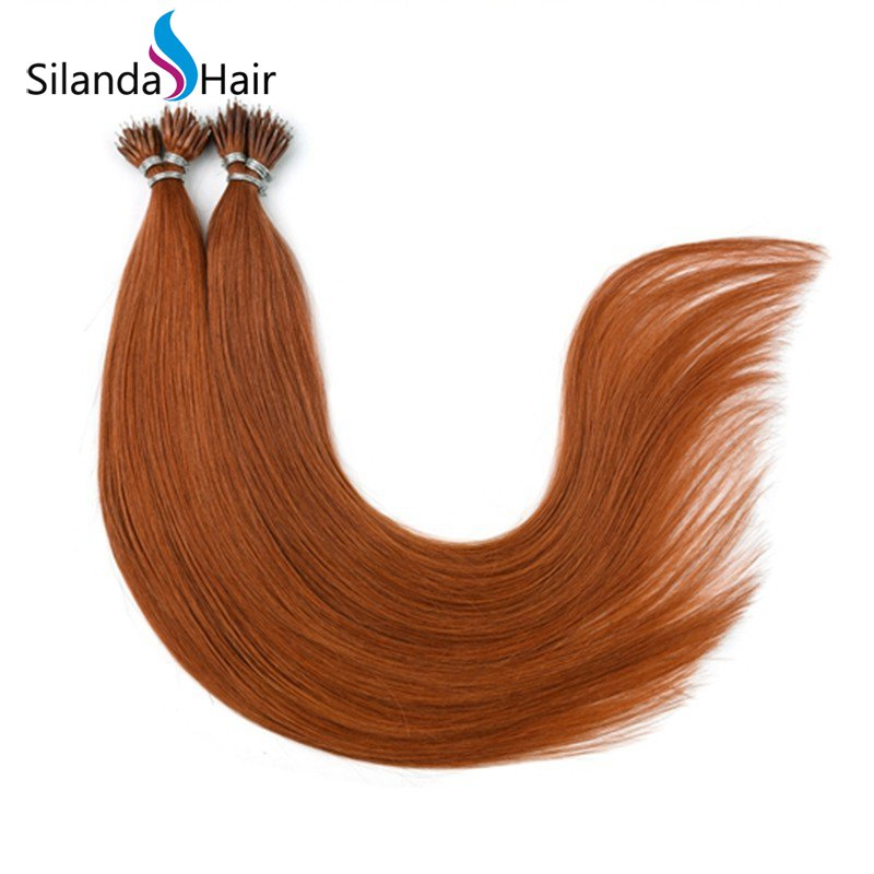 Silanda #350 Nano Bead Hair Extensions