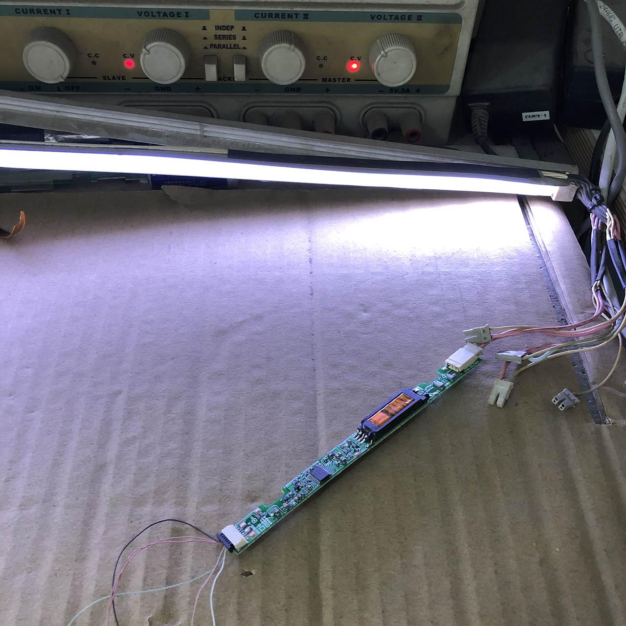 惠普6820S 6720s笔记本电脑屏幕突然特别暗 或经常暗屏维修浅解