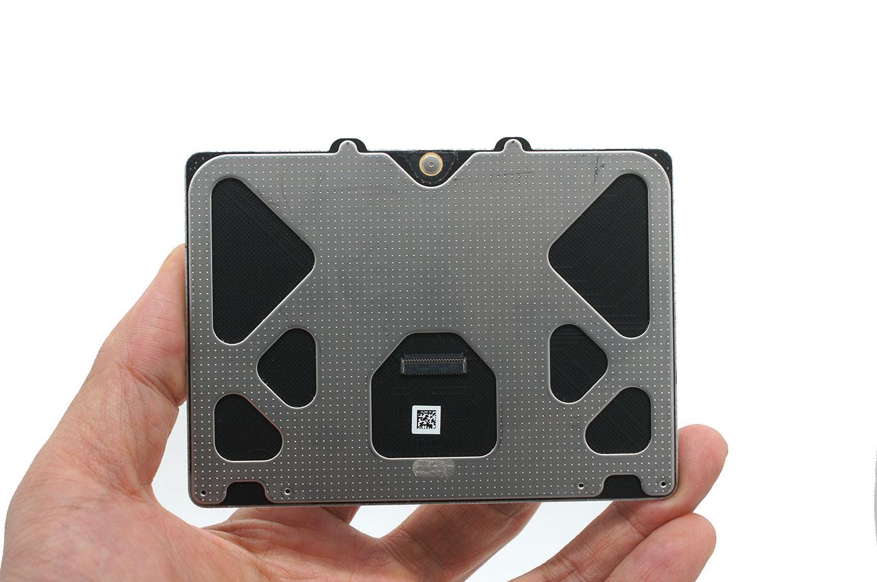 苹果笔记本电脑Mac A1286 A1278触摸板不灵敏跳动按不动怎么更换维修视频教程
