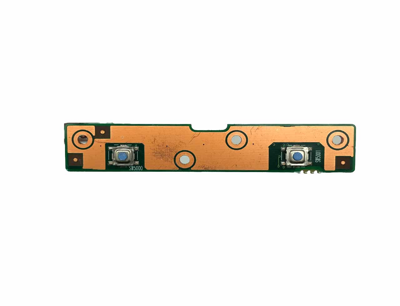东芝Toshiba Satellite L300D L305D L355D-S5895触摸板左右按键小板Touchpad Button Board with cable