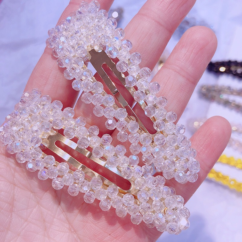 Couple Rhinestone/Imitated crystal Other Hair Accessories OF190426119262
