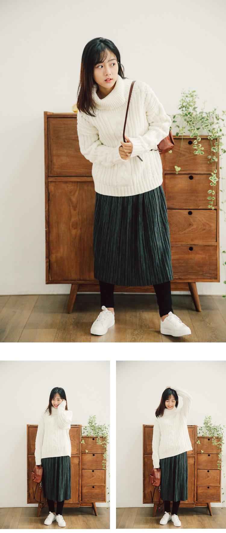 Tổng hợp 6 cách phối đồ với áo len nữ đẹp nhất
