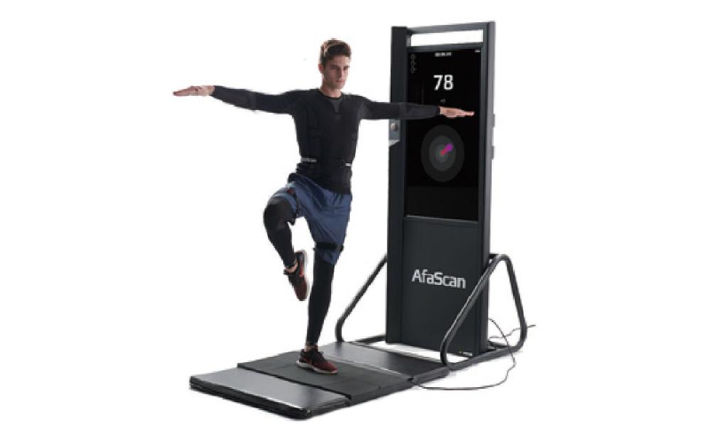 AfaScan动态体能测试系统