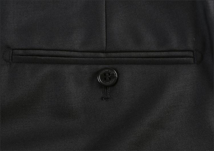 Truy cập goldlion len quần mỏng mùa hè phù hợp với kinh doanh của nam giới quần phù hợp với quần làm việc mặc