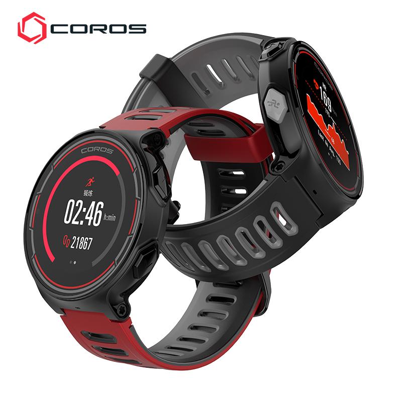 Đồng hồ thể thao toàn diện trưởng cao của COROS chạy xe đạp bơi ngoài trời GPS nhịp tim - Giao tiếp / Điều hướng / Đồng hồ ngoài trời