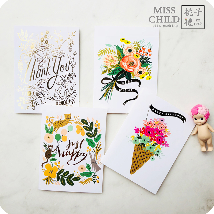 Usd 432 Gift Wrap Greeting Card Card Stamping Gift Card Birthday