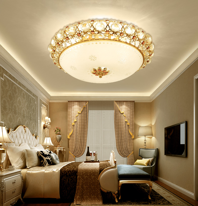 Ceiling Lamp Type, Crystal Ceiling Lamp