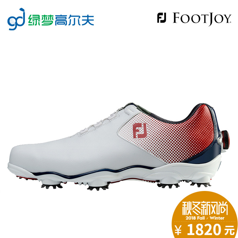 71c717b3ac2 Footjoy Golf Shoes men s golf shoes DNA Helix studded shoes comfortable  non-slip. Zoom · lightbox moreview · lightbox moreview ...