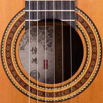 4680 Yuan! Touch String Shocking print all-single classical guitar