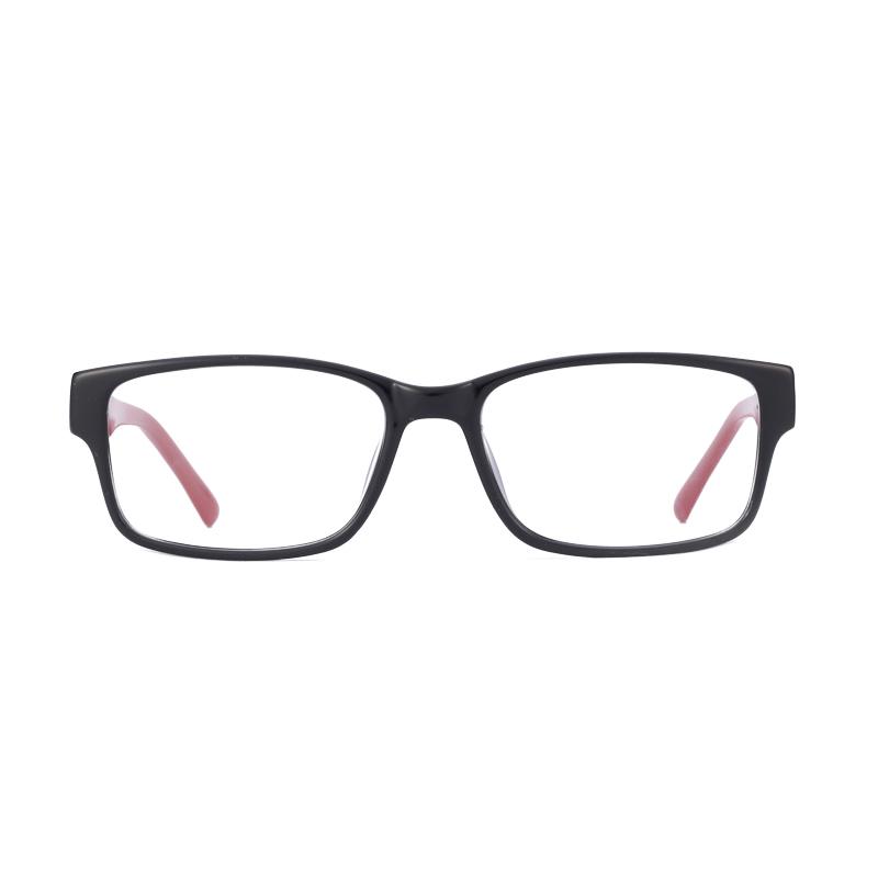 Оправа для очков Прайс-лист очки кадр мужчин близорукости очки кадр женщины полный рама может быть оснащен анти-излучения очки 9506