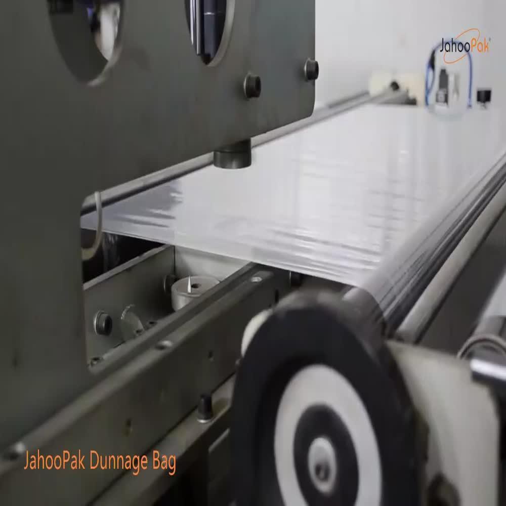 高品質インフレータブルコンテナ使用紙ダンネージエアバッグ