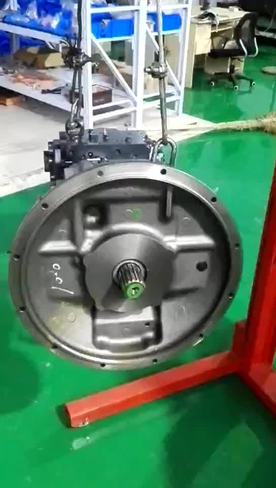 708-2l-00112 708-2l-00151 Pc200-7 Pc220-7 Pc270-7 정품 굴삭기 유압 펌프