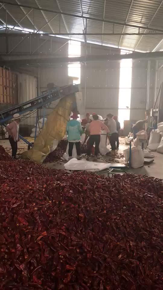 Fabrik Lieferant Niedrigen Preis Rot Zerkleinert Chili Für Sauce
