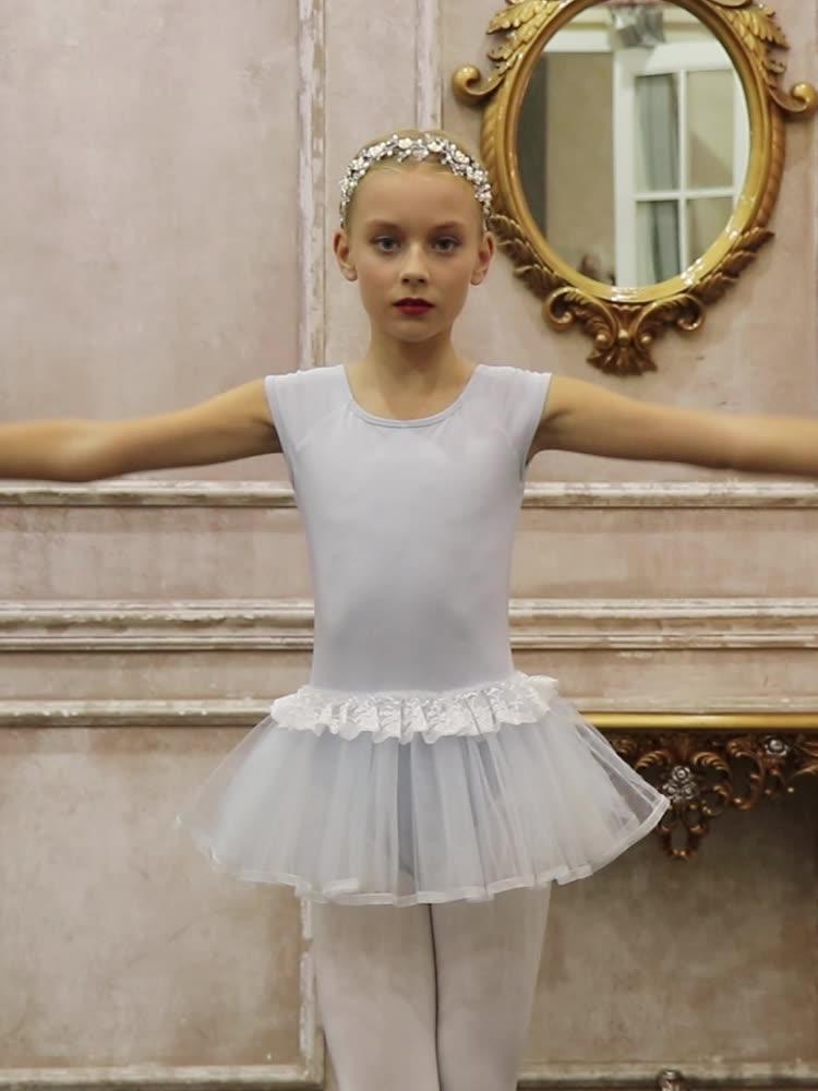 女の子のための美しいチュチュドレス119242304工場価格