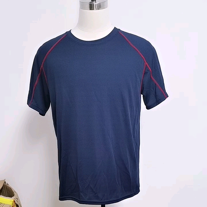 Wholesale Cheap Custom OEM 100% Microfiber Modal Polyester Spandex Slim Dry Fit Blank Bowling Polo T Shirt