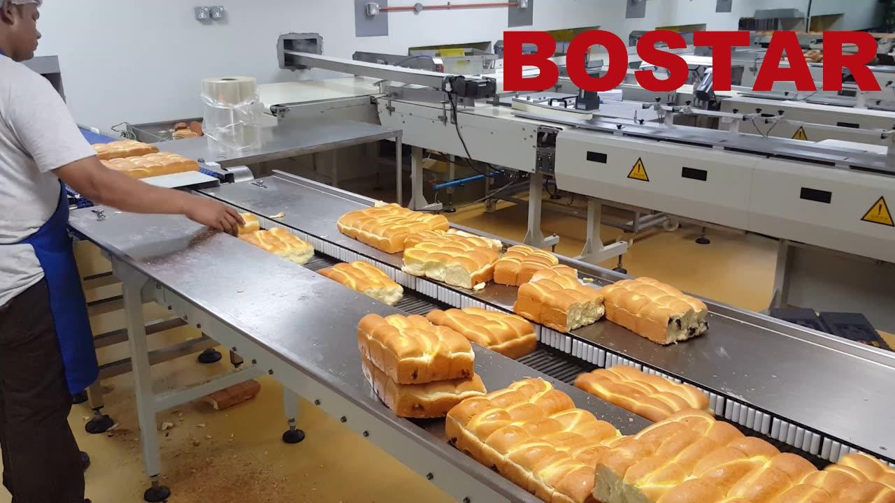 자동 수평 포장 Machinery 대 한 식품