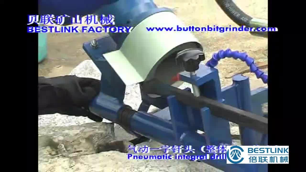 Bestlink integral drill rod grinder
