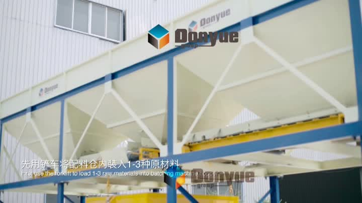 QT8-15 automatic block production line concrete block making machine price