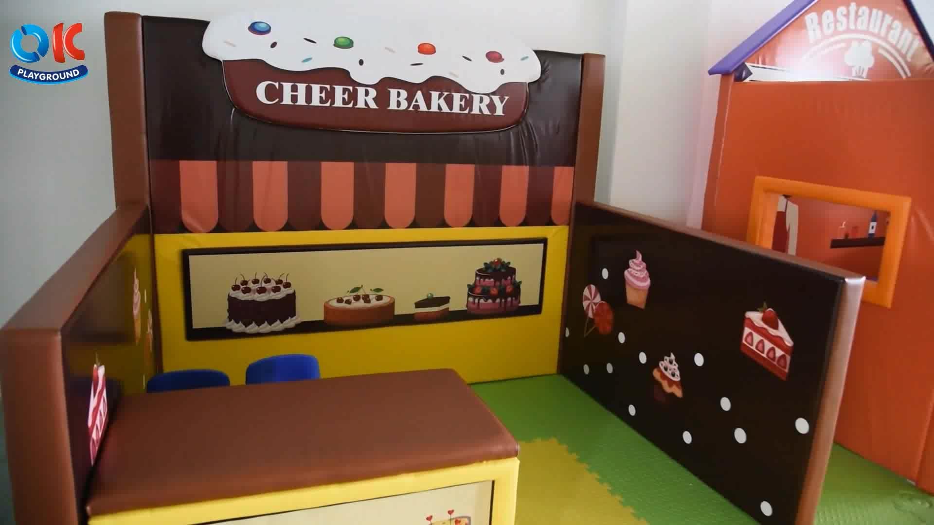 OK Parco Giochi Traffico Città 2019 Su Misura Per Bambini Al Coperto Parco Giochi Morbido