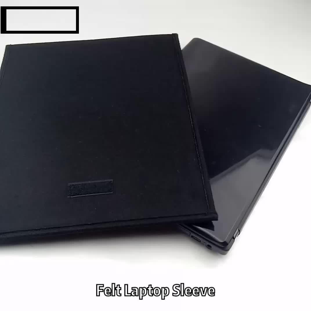 2019  HOT China manufacturer for 11'' 13'' 15'' macbook sleeve felt bag envelope case laptop case