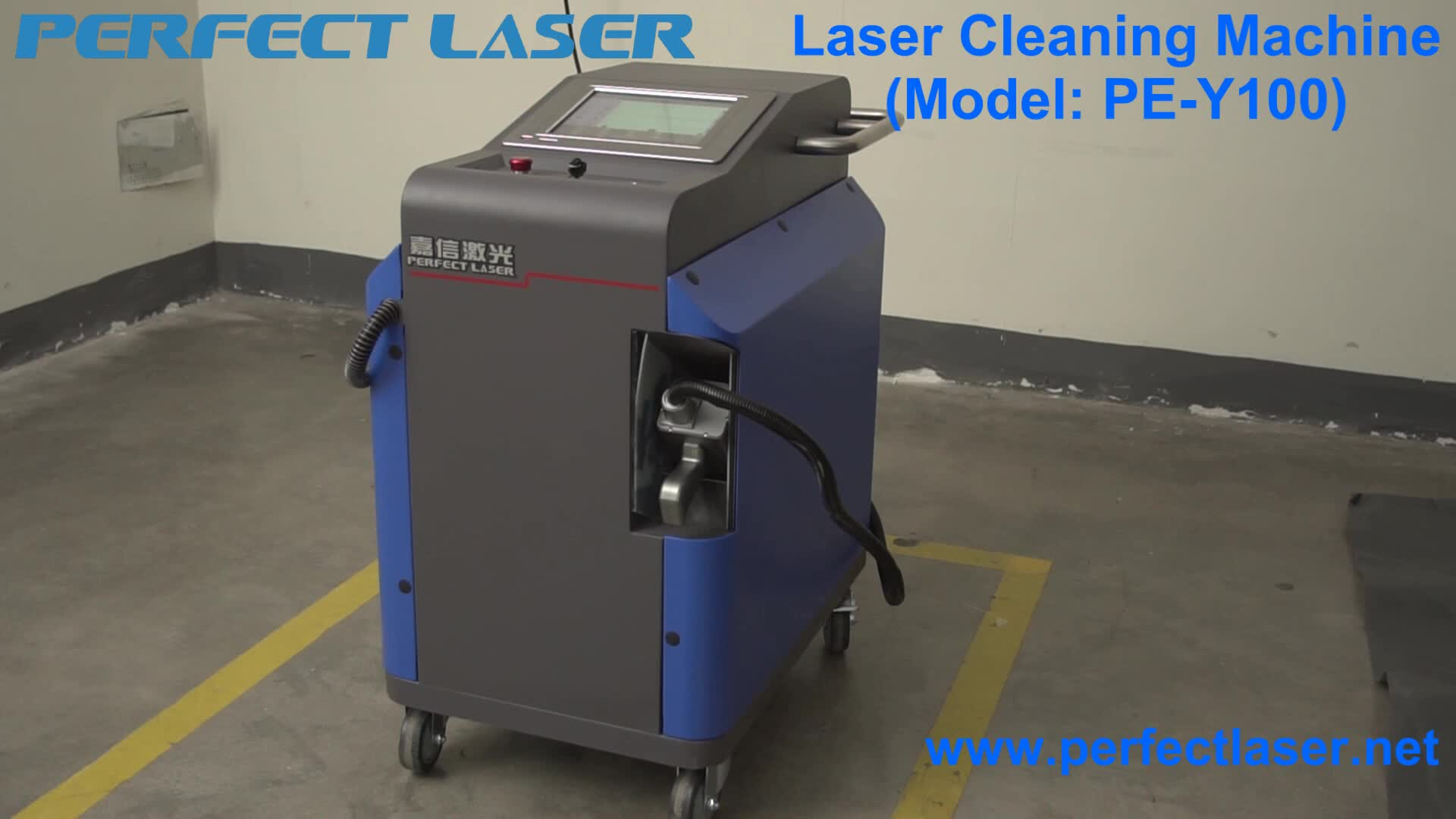 Laser Rust Removal Machine Price And Industrial Handheld