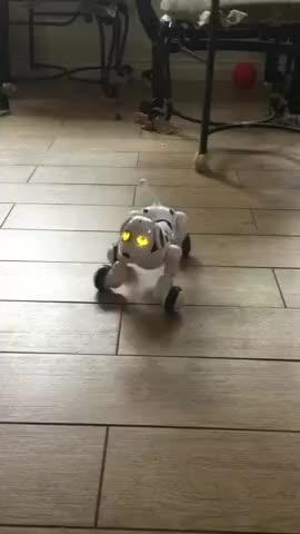Heißer Verkauf Spielzeug Amazon Roboter Dogg Smart pet Smart roboter welpen mit infrarot fernbedienung Überschaubar doggy