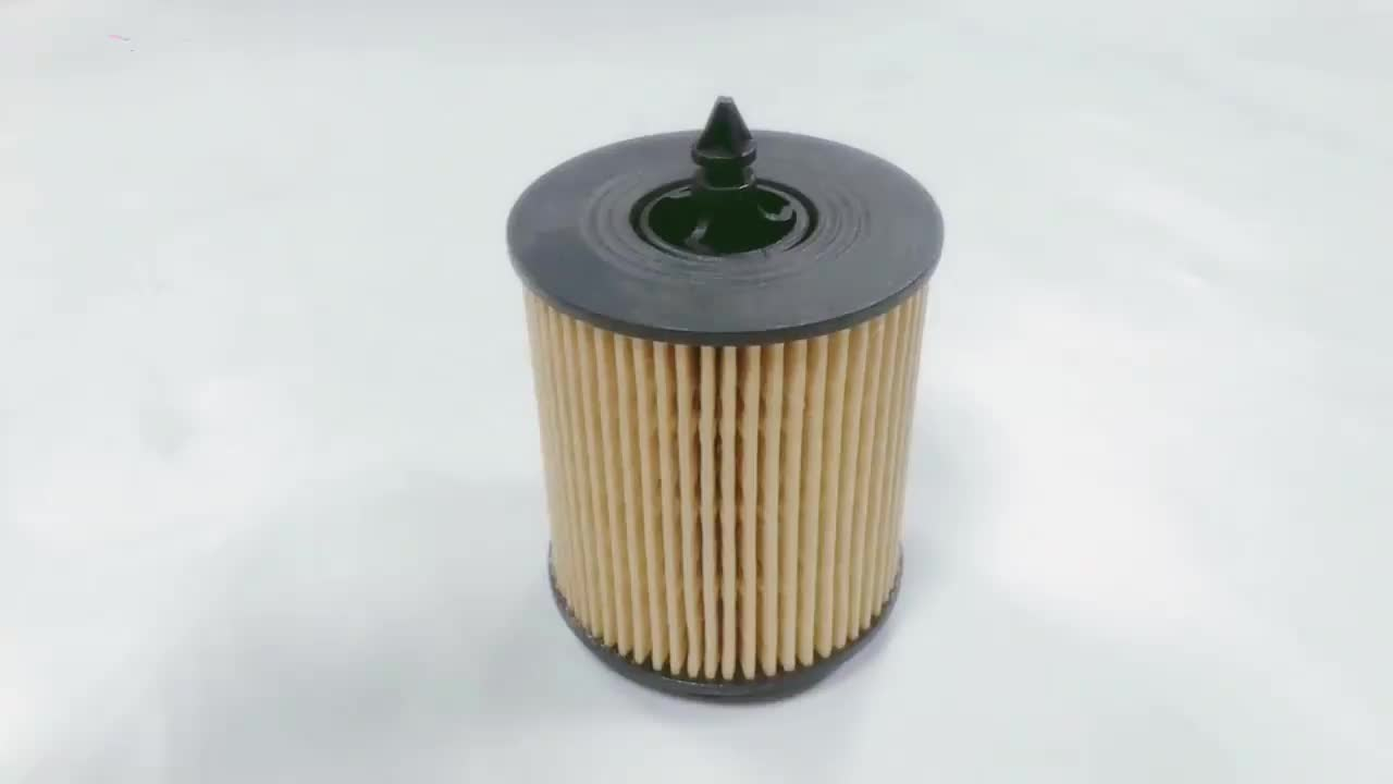 Auto car engine parts Oil Filter paper price 2824A006