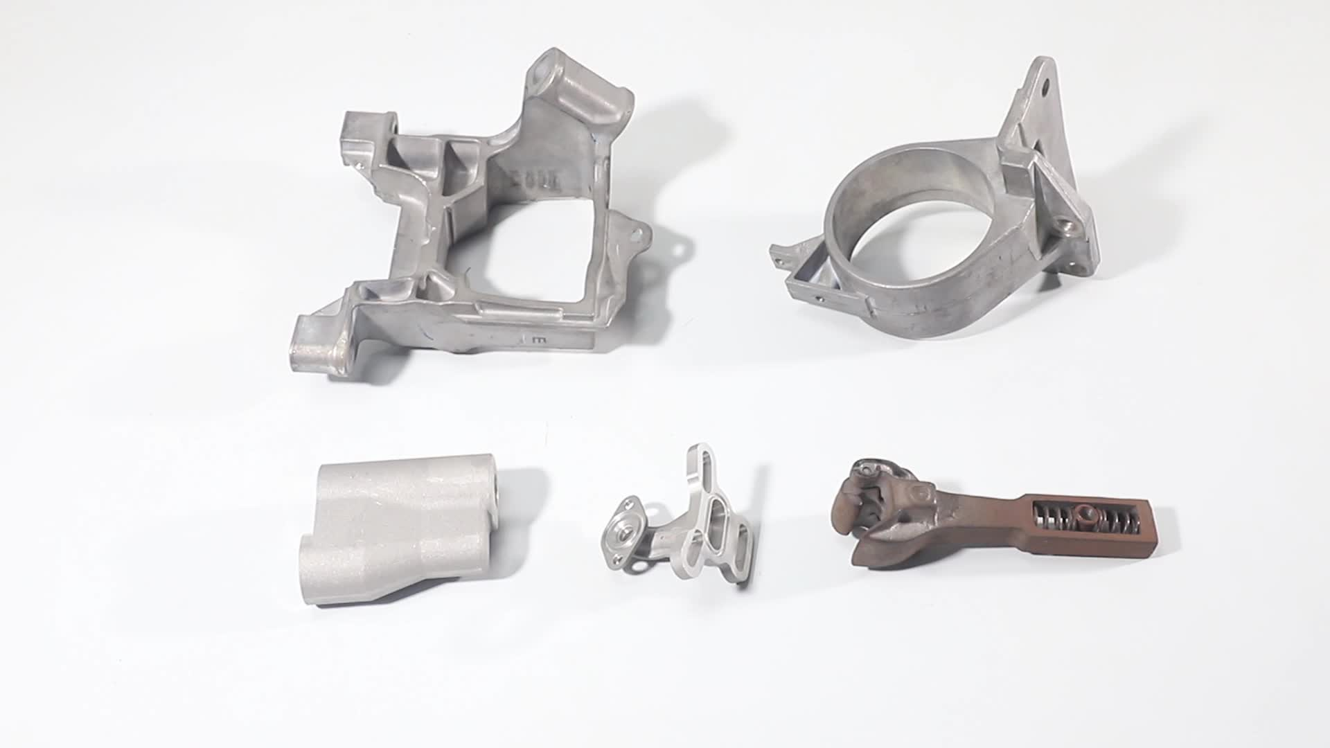 China manufacture top quality die casting parts nodular cast iron