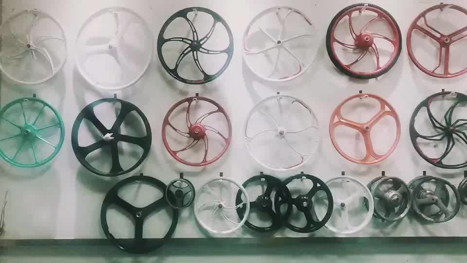 Manufacturer direct sale magnesium alloy integrated wheel bicycle hub 8 speed new spot