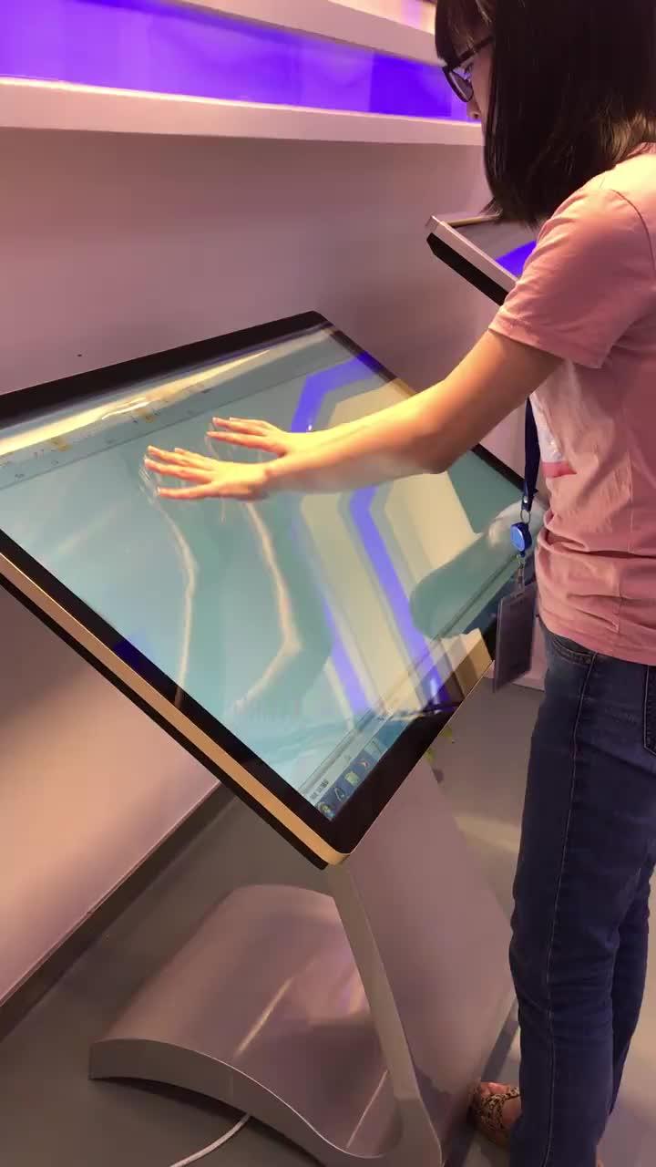 Descuento HD resistente al agua de 32 pulgadas Monitor táctil montaje en pared de Monitor de PC de 32 pulgadas