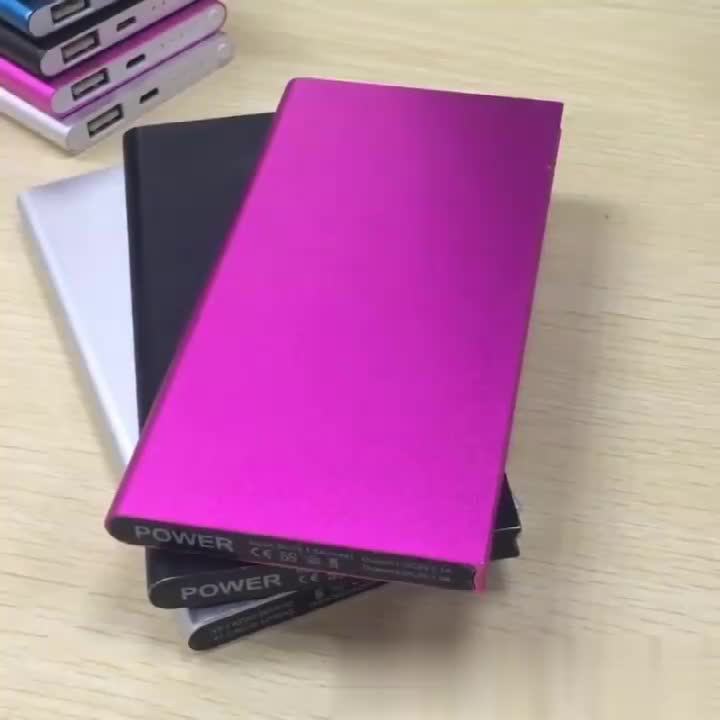 Power Bank 10000mAh Mobile Backup Powerbank 10000 Bateria Externa Universal Charger for Cellphone and Mini Fan