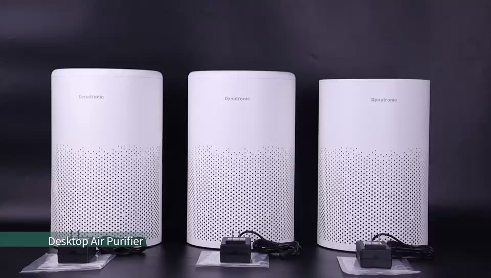Agcen 2020 Best Selling innovation air purifier with true hepa filter for desk top air cleaner