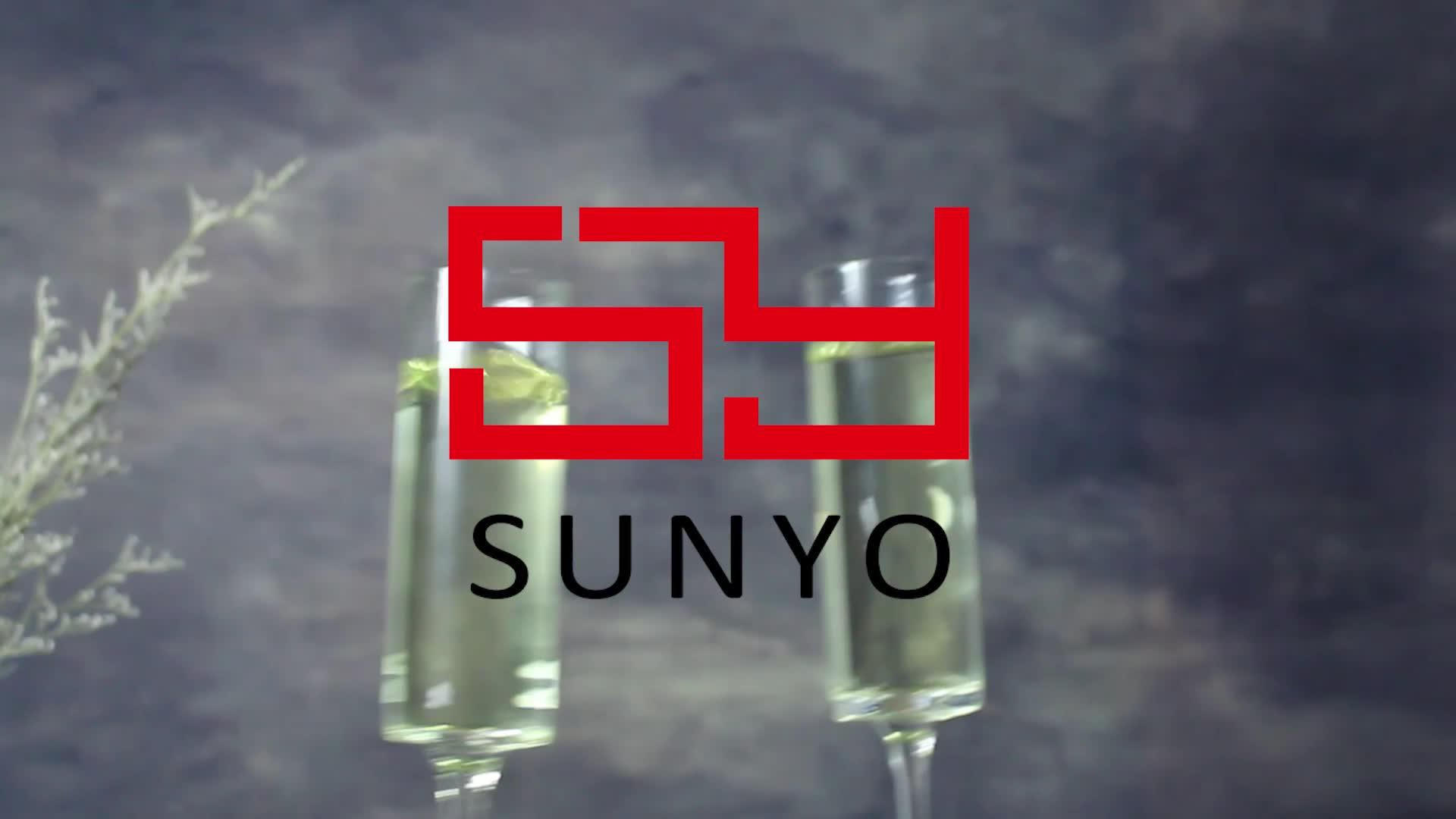 Elegante Gift voor Bruiloft Champagne Fluiten 100% Loodvrije Crystal Edge Champagne Glazen