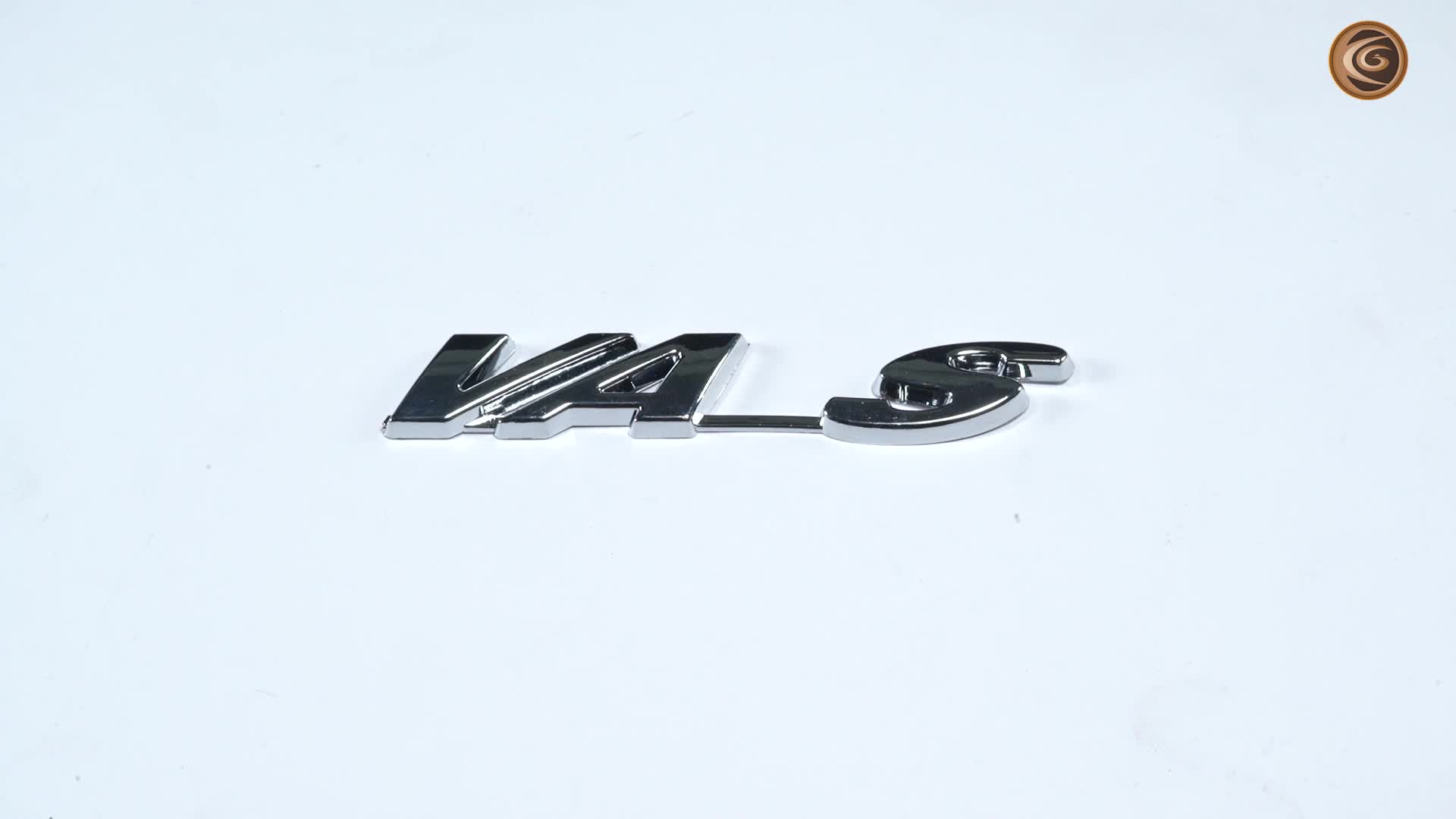 3d Plastic Logo/Custom 3d Auto Embleem/ABS Chrome Auto Badge