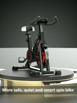 Cardio Fitness Trainer Home Trainer Spinning Bike Hause Workout Gym