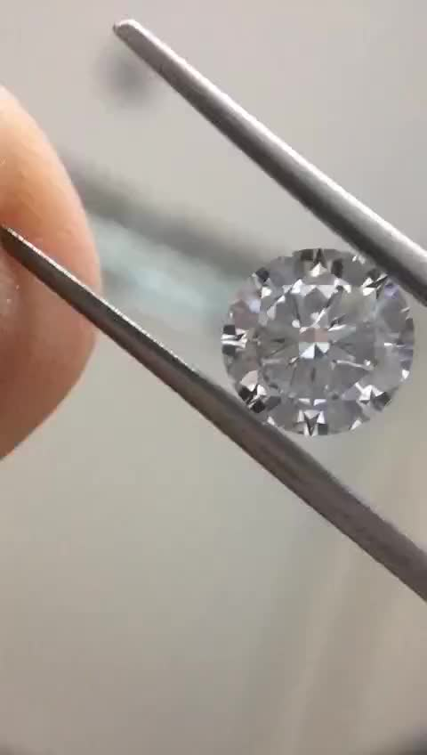polished synthetic lab grown HPHT CVD loose lab created diamond