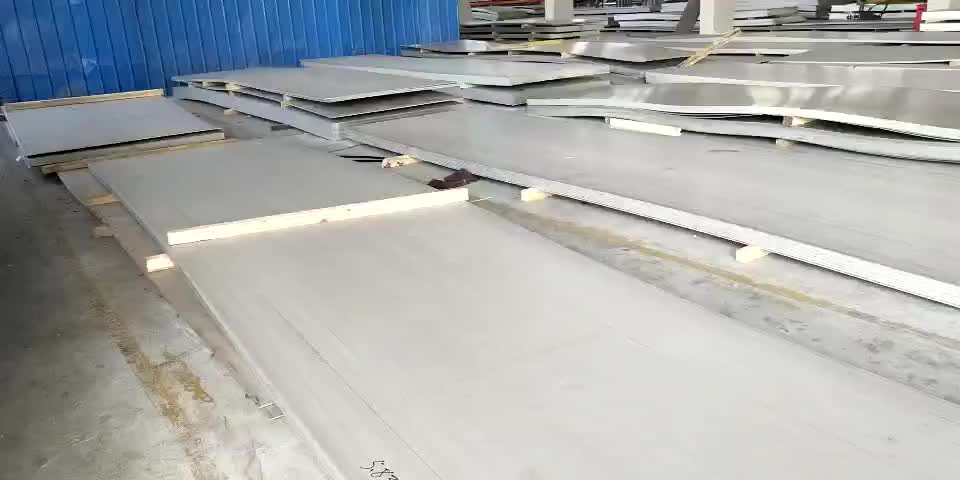 Cold Rolled BA finish 0.4mm Ss316 Stainless Steel Sheet