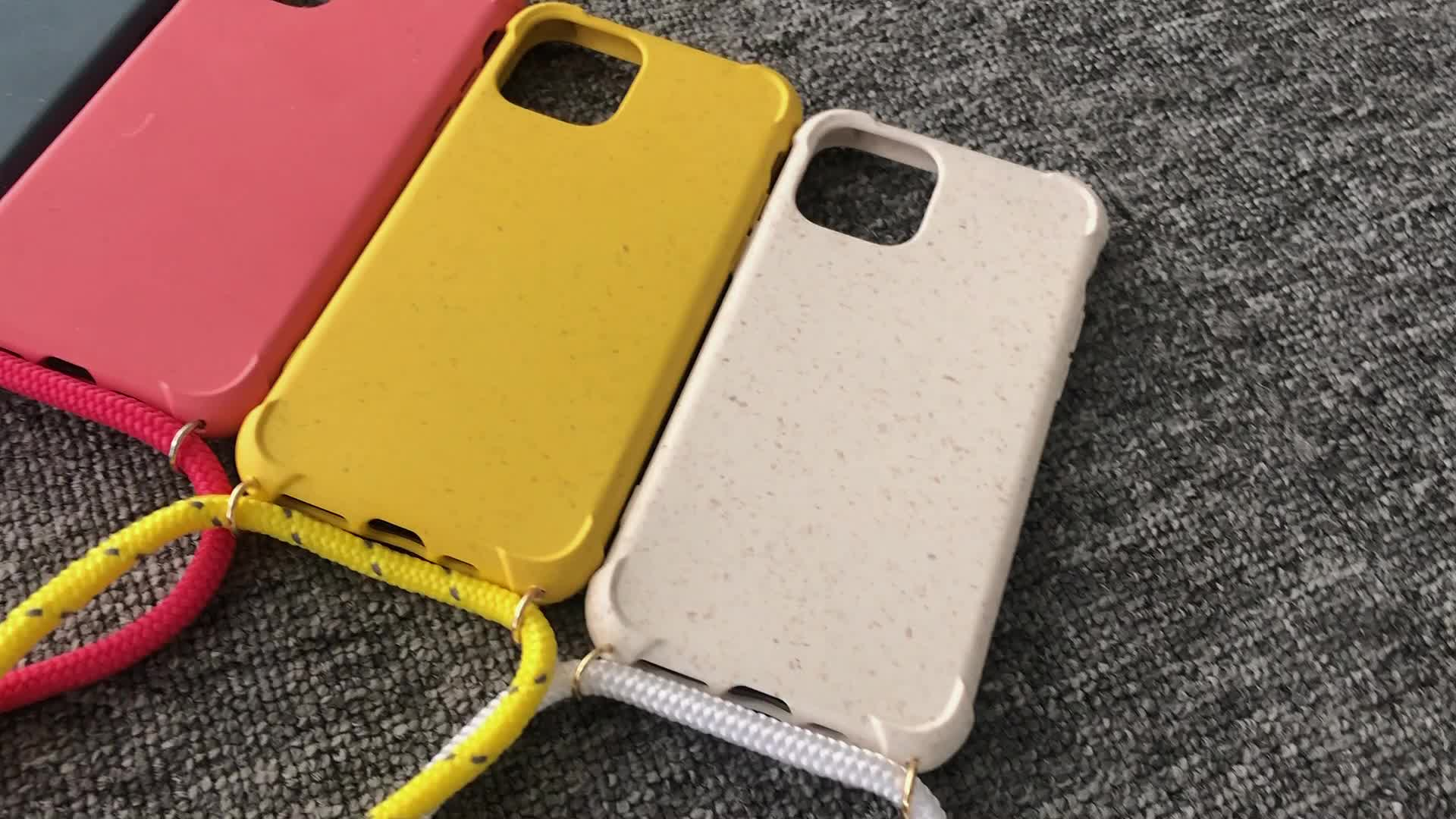 2020 hot selling products recycled plastic phone case For iPhone 7/8