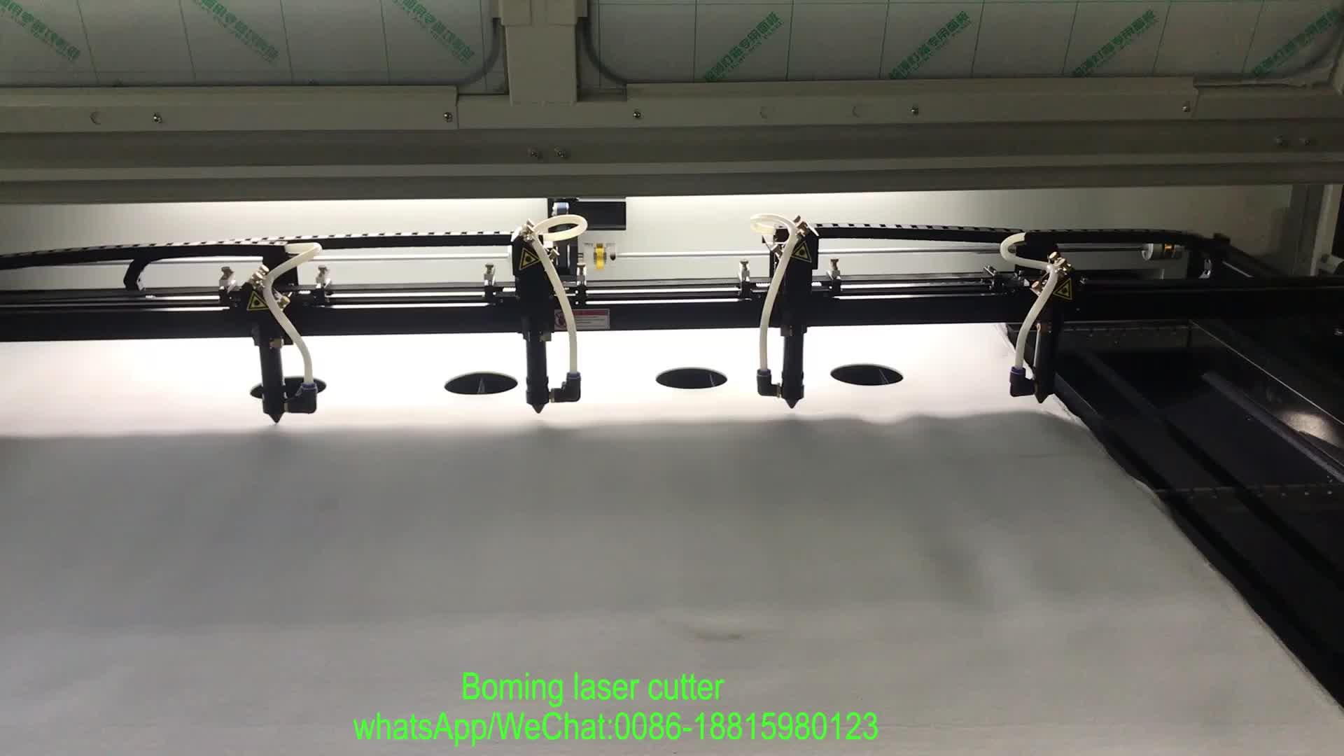 ホット販売 hyderabad 50 ワット 100 ワット 4 ヘッド cma 1080 1810 co2 レーザー切断レーザー彫刻機