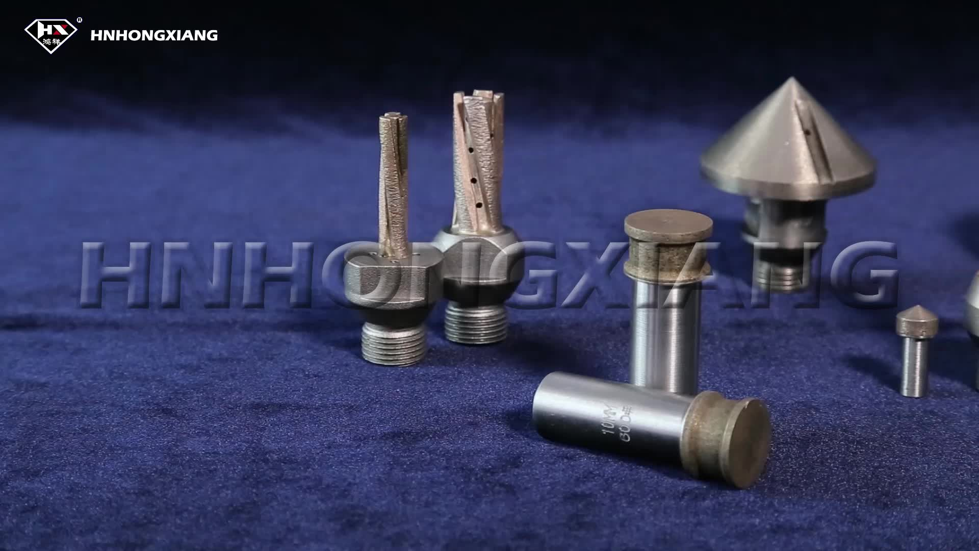5mm to 100mm diamond countersink sleeve glass drill diamond hole saw