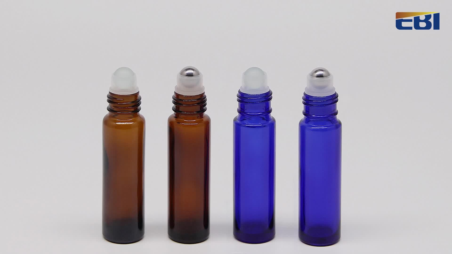 10 ミリリットルミニポータブル詰め替え香水アトマイザーガラススプレーボトル空の旅行ボトル化粧品香水容器