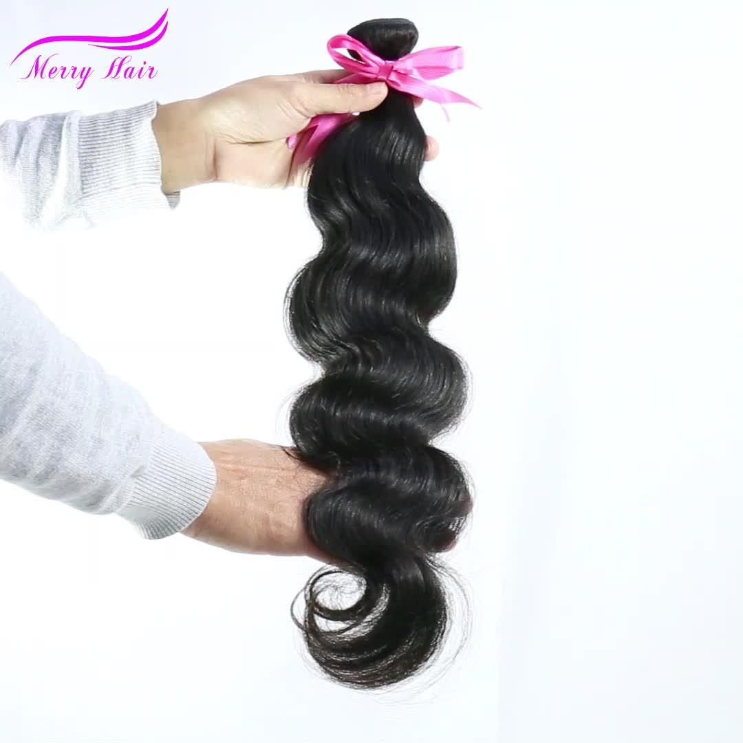 सुपर डबल खींचा शरीर बुनाई कुंवारी बाल बंडलों ब्राजील 30 इंच कपड़ा, यूरोपीय एकल दाता छल्ली गठबंधन बाल थोक