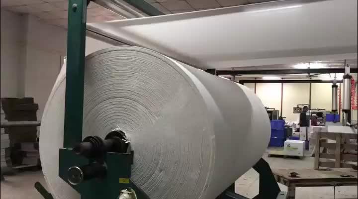 TP500 Aile Uygulaması yüksek kalite Toptan fiyat tuvalet kağıdı kağıt rulosu 2ply