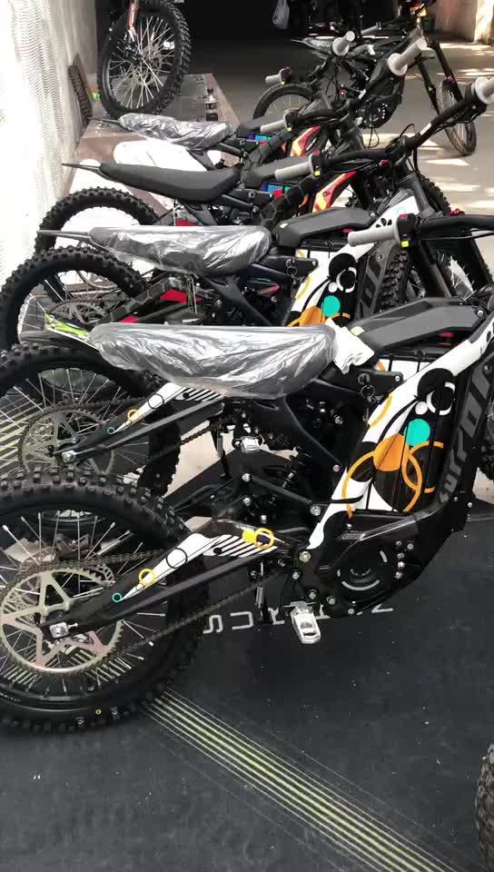 Sur Ron 48V 25Ah Eeg Kids Licht Bee Elektrische Vtt Off Road E Bike Motorcycle