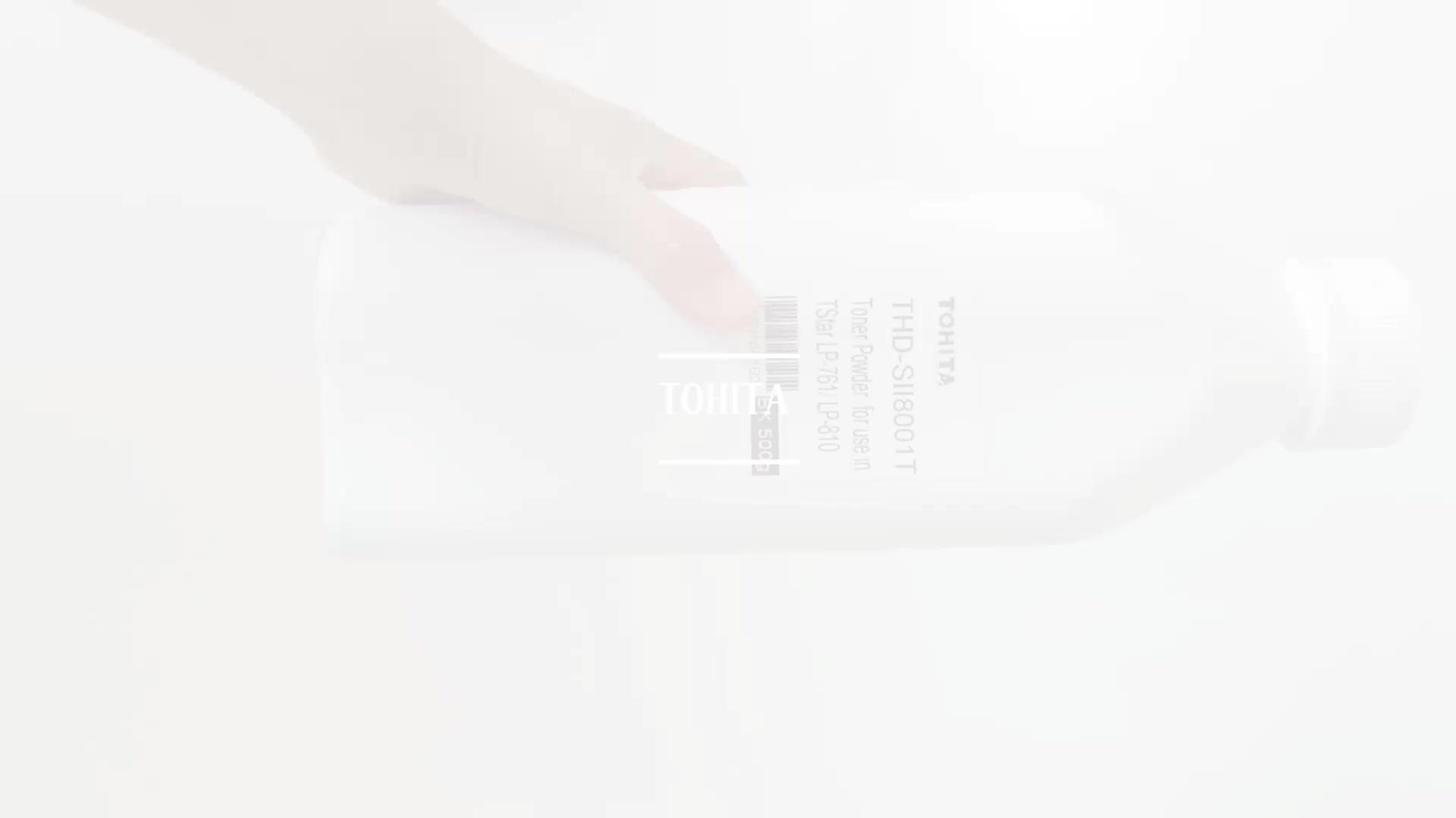 Original quality toner powder of TOHITA LP-810 810 LP-761 761 for TerioStar LP1010 1010 1020 1120 toner powder