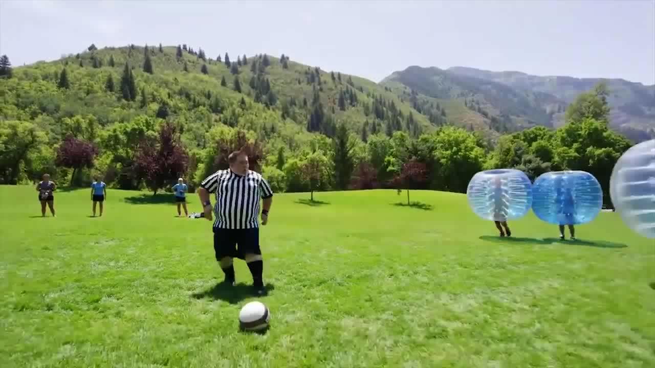 インフレータブルボディバンパーボールため大人、インフレータブルボディゾーブボール、ノッカーボール用販売