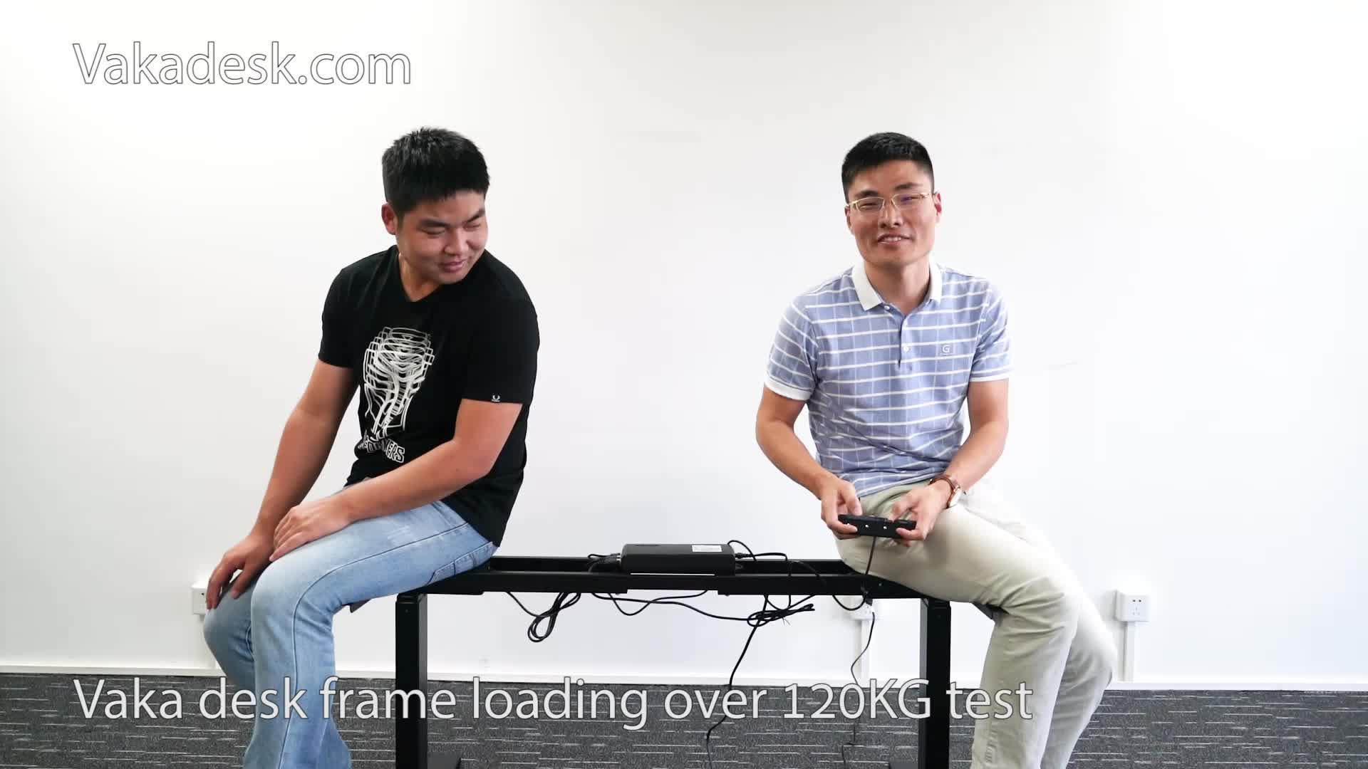 Ergonomic Stand Up โต๊ะปรับความสูงคอมพิวเตอร์โต๊ะทำงาน