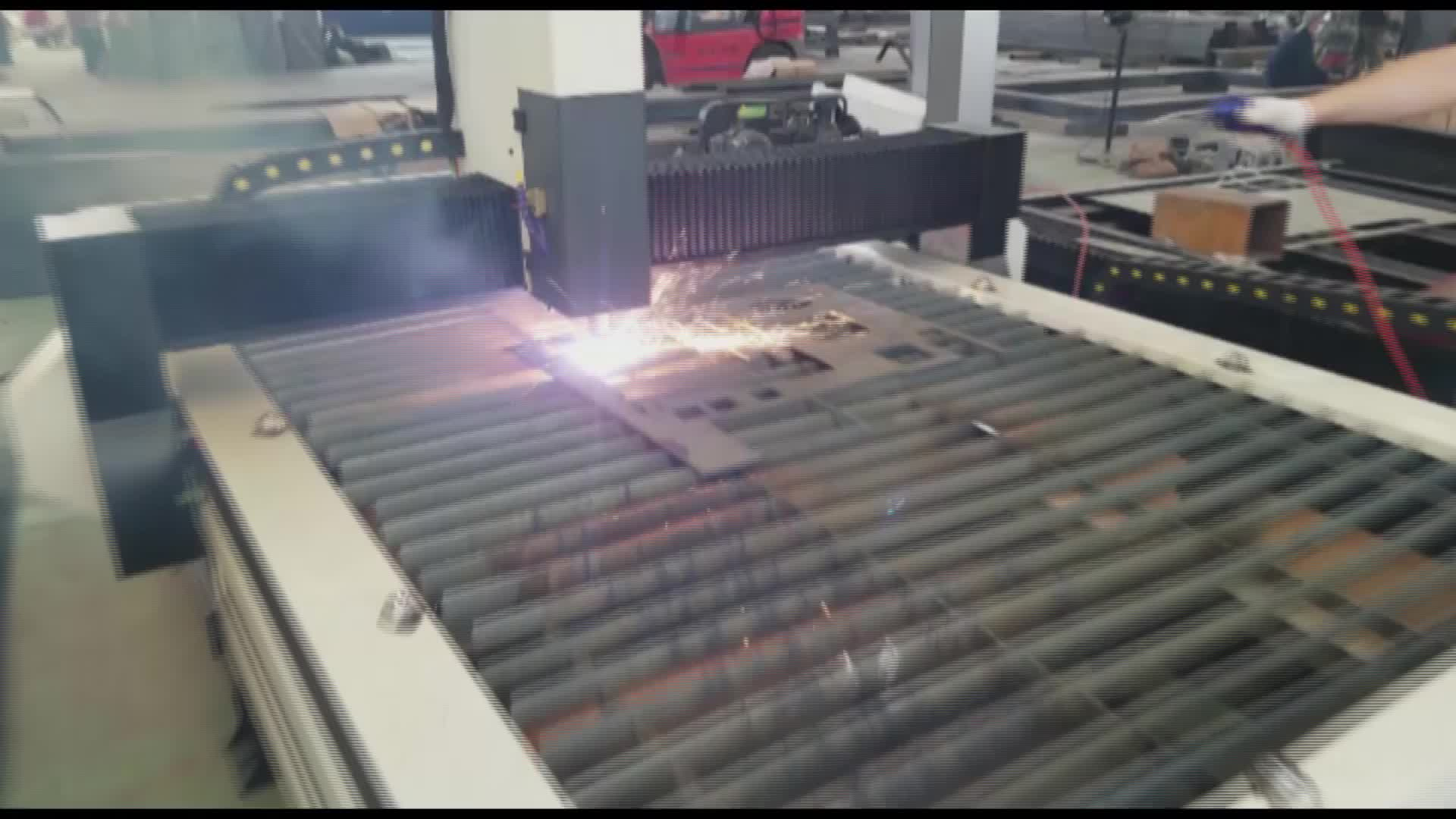 New product desktop and portable sheet metal plasma cutting cutter machine for sale in China